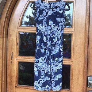 Dresses & Skirts - WILLS clublife Navy & White new dress.